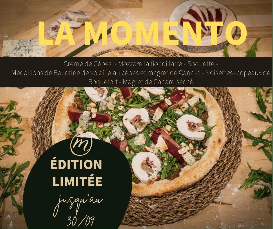 Pizza du mois (septembre)